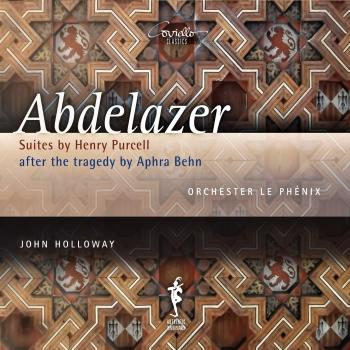Cover Abdelazer (Suites by Henry Purcell After the Tragedy by Aphra Behn)