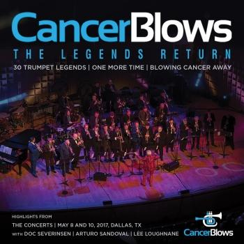 Cover CancerBlows: The Legends Return