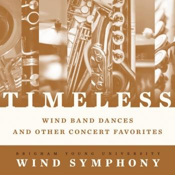 Cover Timeless Wind Band Dances & Other Concert Favorites