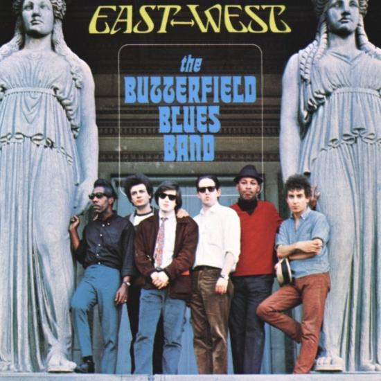Cover East-West