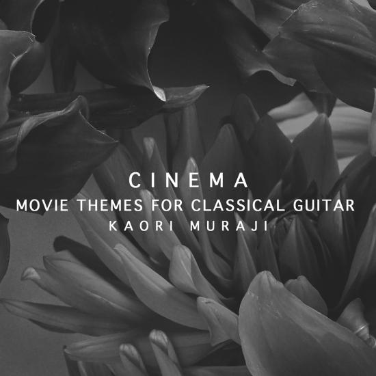 Cover Cinema - Movie Themes For Classical Guitar