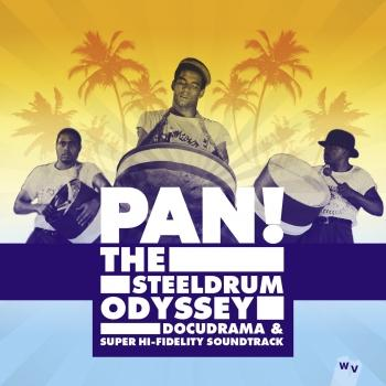 Cover Pan! The Steeldrum Odyssey