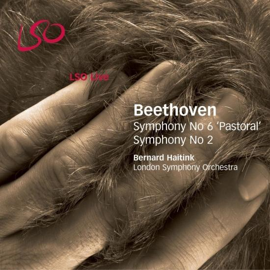 Cover Beethoven: Symphonies Nos. 2 and 6, Pastoral