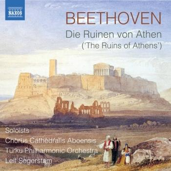 Cover Beethoven: Die Ruinen von Athen, Op. 113 (Version with Narration) & Other Works