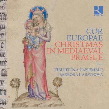 Cover Cor Europae: Christmas in Mediaeval Prague