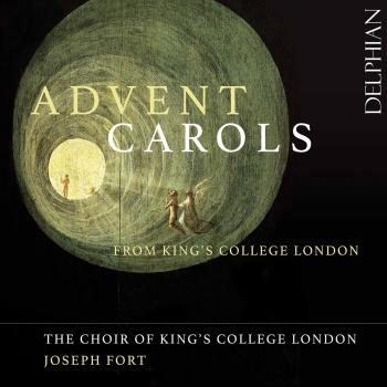 Cover Advent Carols from King's College London