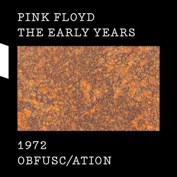 Cover The Early Years 1972 OBFUSC/ATION