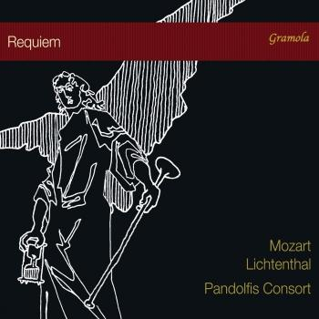 Cover Mozart: Requiem in D Minor, K. 626 (Arr. P. Lichtenthal for String Quartet)