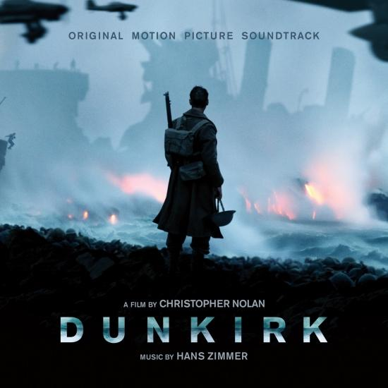 Cover Dunkirk (Original Motion Picture Soundtrack)