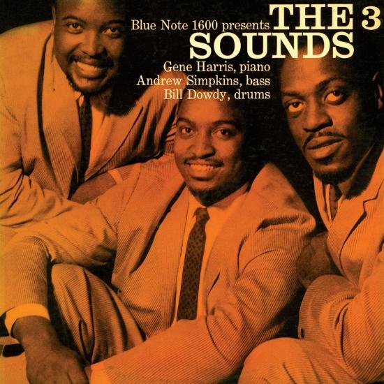 Cover Introducing The 3 Sounds