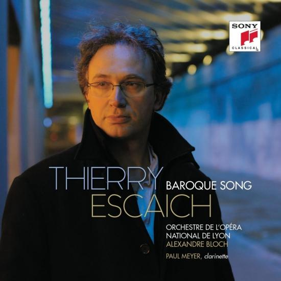 Cover Escaich: Baroque Song