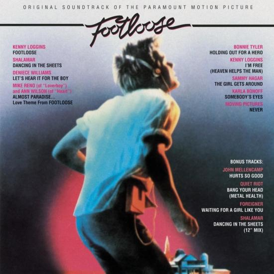 Cover Footloose 15th Anniversary Collectors Edition (Remastered)