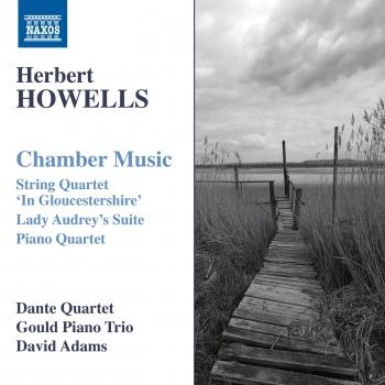 Cover Howells: Chamber Music