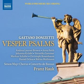 Cover Donizetti: Vesper Psalms
