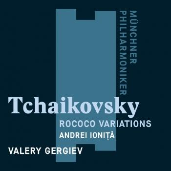 Cover Tchaikovsky: Rococo Variations