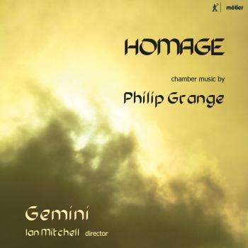 Cover Homage: Chamber Music by Philip Grange