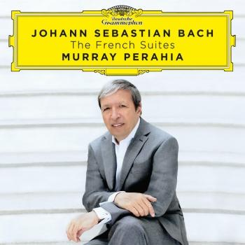 Cover Johann Sebastian Bach: The French Suites