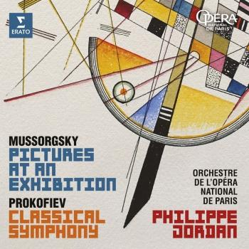 Mussorgsky: Pictures at an Exhibition - Prokofiev: Symphony No. 1,
