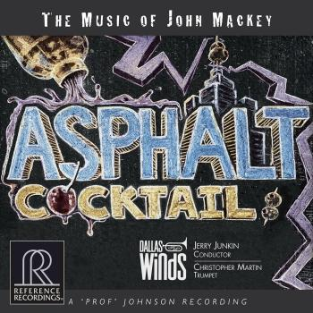 Cover Asphalt Cocktail: The Music of John Mackey