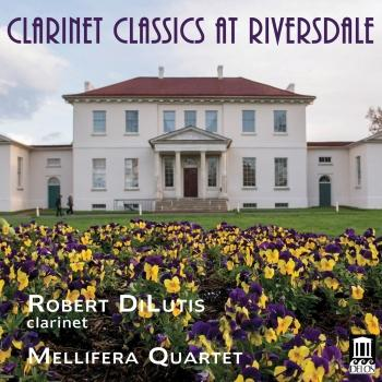 Cover Clarinet Classics at Riversdale