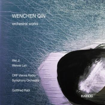 Cover Wenchen Qin: Orchestral Works