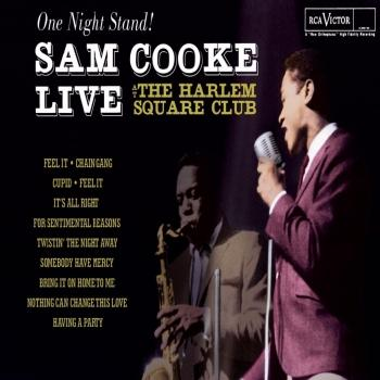 Cover One Night Stand - Sam Cooke Live At The Harlem Square Club, 1963