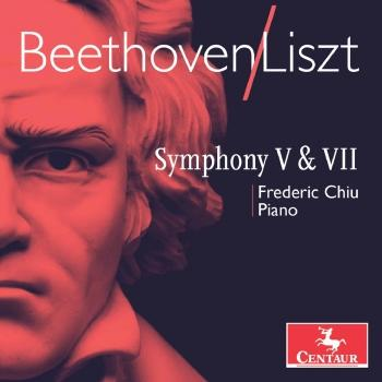 Cover Beethoven: Symphonies Nos. 5 & 7 (Transcr. F. Liszt for Piano)