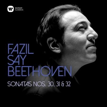 Cover Beethoven: Piano Sonatas Nos 30, 31 & 32