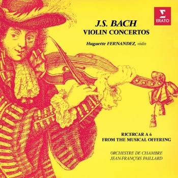 Cover Bach: Violin Concertos & Ricercar from The Musical Offering (Remastered)