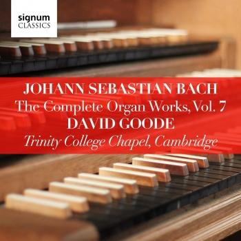 Cover J.S. Bach: The Complete Organ Works, Vol. 7