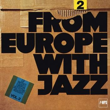 Cover From Europe with Jazz 2