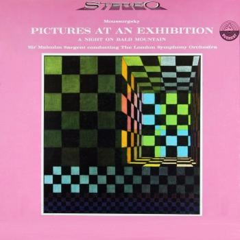 Cover Mussorgsky: Pictures at an Exhibition & Night on Bald Mountain (Transferred from the Original Everest Records Master Tapes)