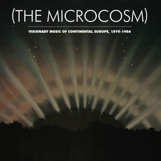 Cover The Microcosm: Visionary Music of Continental Europe, 1970-1986 (Remastered)