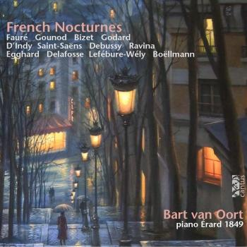 Cover French Nocturnes