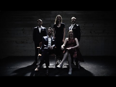 Video LIFE ON MARS (BOWIE) by Ensemble Perspectives, directed by Geoffroy Heurard #SONGS OF EXPERIENCE