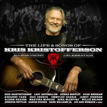 Cover The Life & Songs Of Kris Kristofferson (Live)