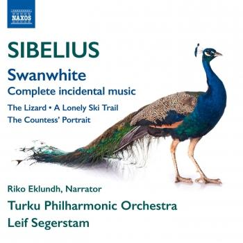 Cover Sibelius: Swanwhite – Complete incidental Music (Orchestral Works, Vol. 5)