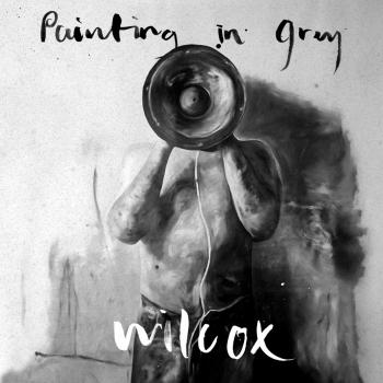Cover Painting in Grey