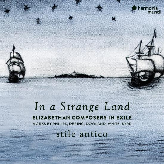 Cover In a Strange Land