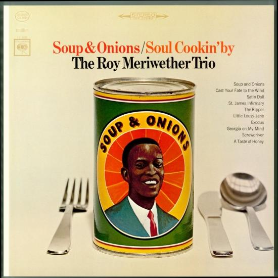 Cover Soup & Onions / Soul Cookin' By