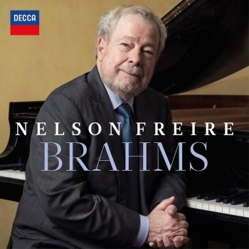 Cover Nelson Freire: Brahms