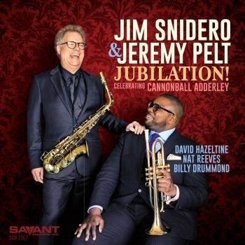 Cover Jubilation! Celebrating Cannonball Adderley
