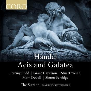 Cover Handel - Acis and Galatea