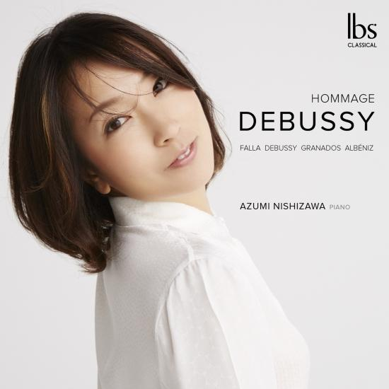 Cover Debussy: Hommage