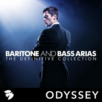 Cover Baritone and Bass Arias: The Definitive Collection (Remastered)