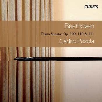 Cover Beethoven: Piano Sonatas Op. 109, 110 & 111