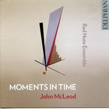 Cover John McLeod: Moments in Time