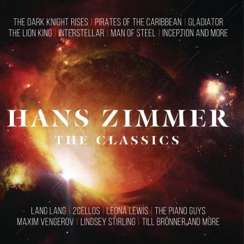 Cover Hans Zimmer - The Classics