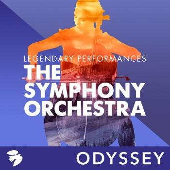 Cover Legendary Performances: The Symphony Orchestra (Remastered)