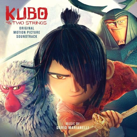 Cover Kubo and the Two Strings (Original Motion Picture Soundtrack)